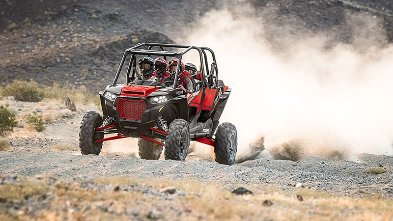 2018 Polaris RZR XP 4 Turbo Dynamix Edition in Saucier, Mississippi