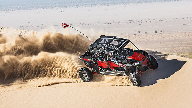 2018 Polaris RZR XP 4 Turbo Dynamix Edition in Pascagoula, Mississippi - Photo 9