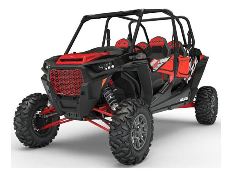 2018 Polaris RZR XP 4 Turbo Dynamix Edition in Harrisonburg, Virginia