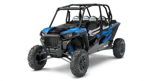 2018 Polaris RZR XP 4 Turbo EPS in Sterling, Illinois