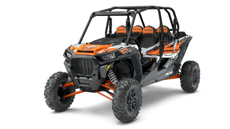2018 Polaris RZR XP 4 Turbo EPS in Saint Clairsville, Ohio