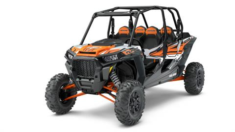 2018 Polaris RZR XP 4 Turbo EPS in Hancock, Wisconsin