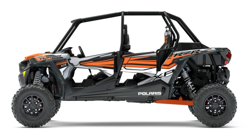 2018 Polaris RZR XP 4 Turbo EPS in Newberry, South Carolina