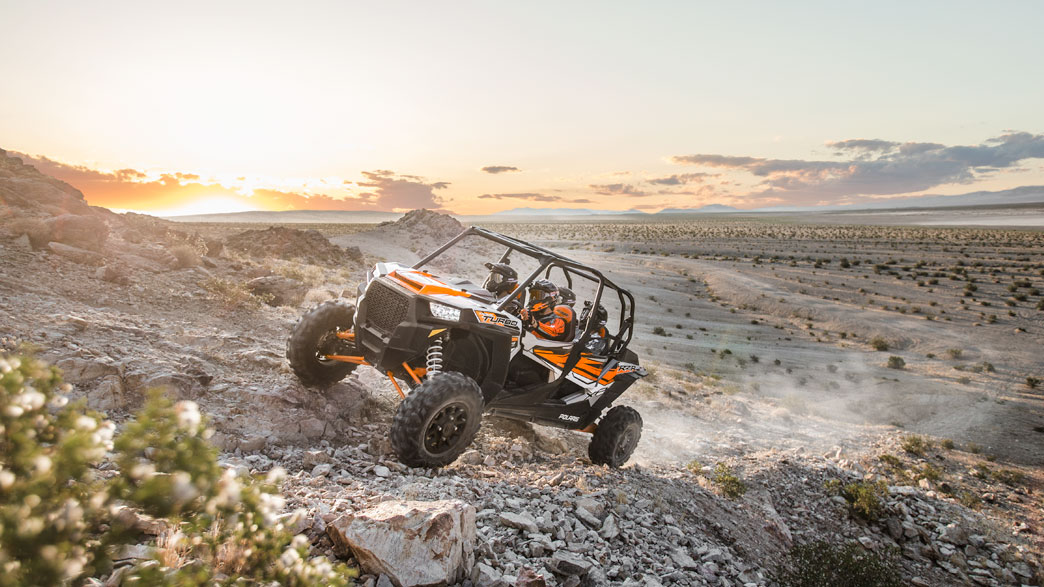 2018 Polaris RZR XP 4 Turbo EPS in Kamas, Utah