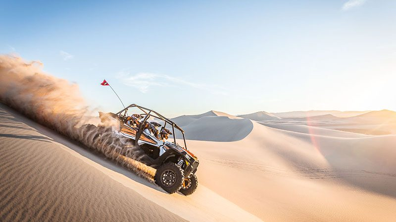2018 Polaris RZR XP 4 Turbo EPS in San Marcos, California