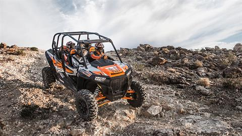 2018 Polaris RZR XP 4 Turbo EPS in Statesville, North Carolina