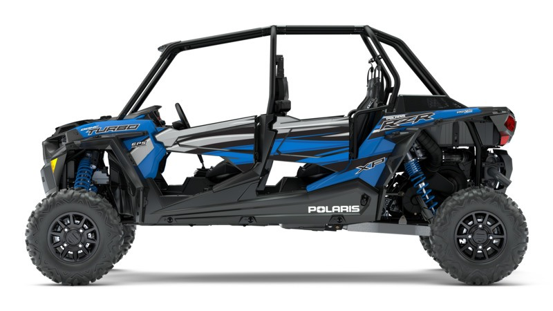 2018 Polaris RZR XP 4 Turbo EPS in Adams, Massachusetts