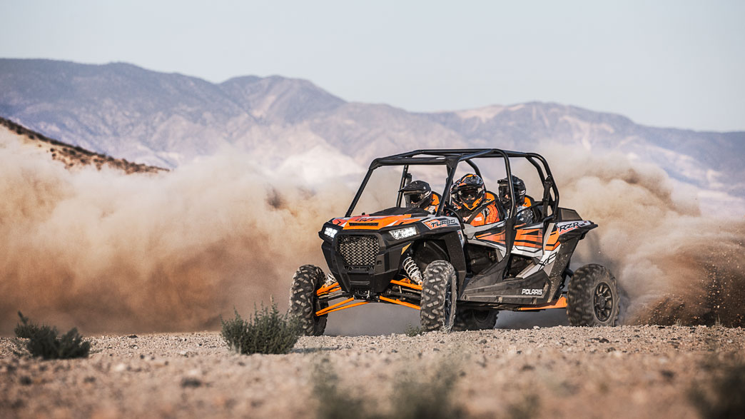 2018 Polaris RZR XP 4 Turbo EPS in Salinas, California