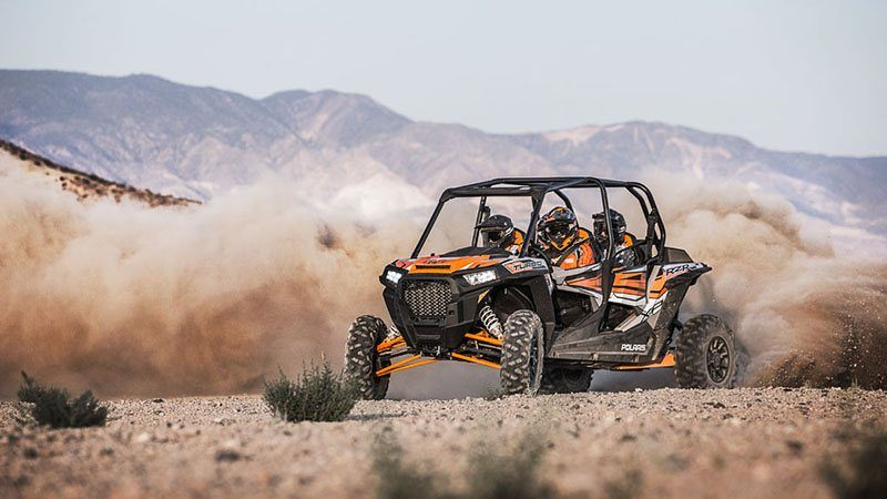2018 Polaris RZR XP 4 Turbo EPS in High Point, North Carolina