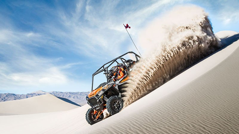 2018 Polaris RZR XP 4 Turbo EPS in Castaic, California