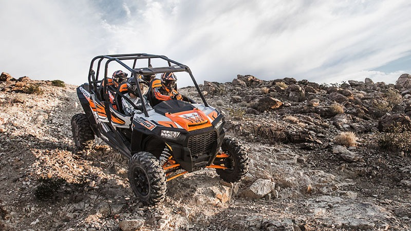 2018 Polaris RZR XP 4 Turbo EPS in Ironwood, Michigan