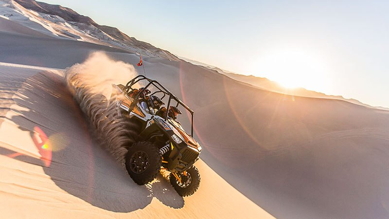 2018 Polaris RZR XP 4 Turbo EPS in Elk Grove, California