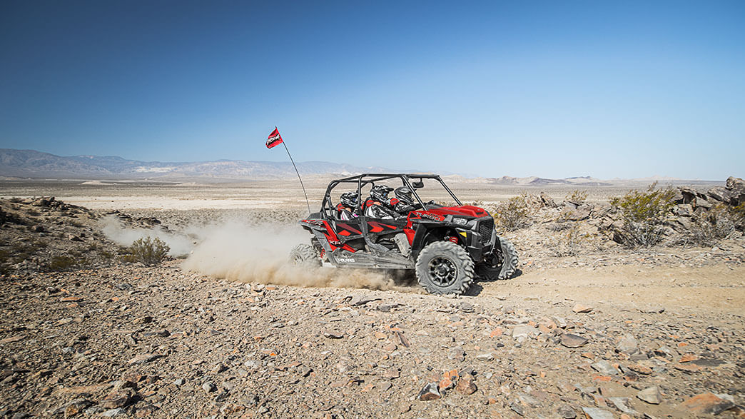 2018 Polaris RZR XP 4 Turbo EPS Fox Edition in Corona, California