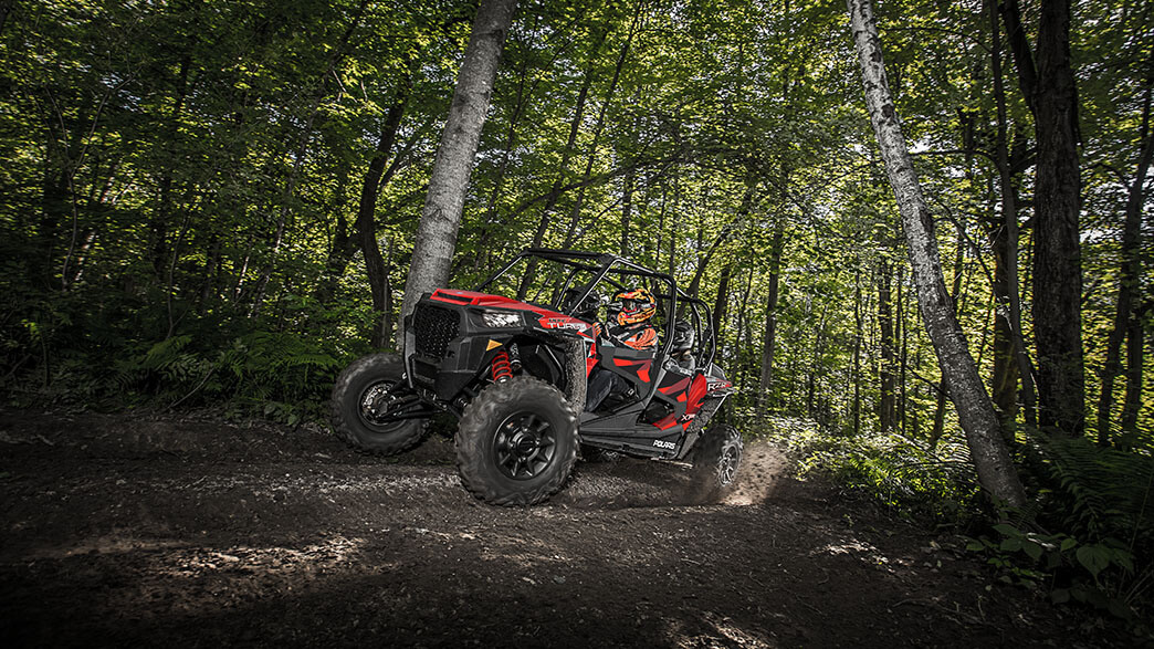 2018 Polaris RZR XP 4 Turbo EPS Fox Edition in Chicora, Pennsylvania