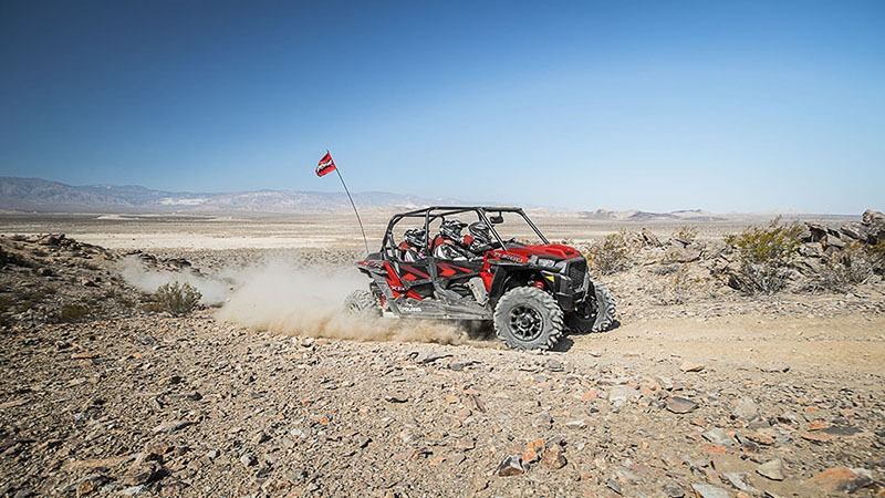 2018 Polaris RZR XP 4 Turbo EPS Fox Edition in Huntington Station, New York - Photo 4