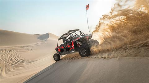 2018 Polaris RZR XP 4 Turbo EPS Fox Edition in Kirksville, Missouri
