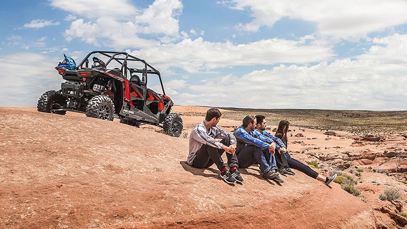 2018 Polaris RZR XP 4 Turbo EPS Fox Edition in Flagstaff, Arizona - Photo 9