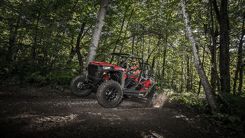 2018 Polaris RZR XP 4 Turbo EPS Fox Edition in Ottumwa, Iowa
