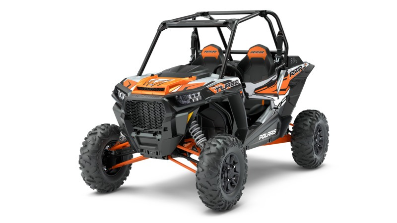 2018 Polaris RZR XP Turbo EPS in Florence, South Carolina - Photo 1