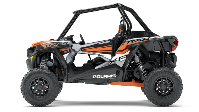2018 Polaris RZR XP Turbo EPS in Salinas, California
