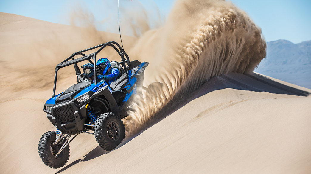 2018 Polaris RZR XP Turbo EPS in Bennington, Vermont