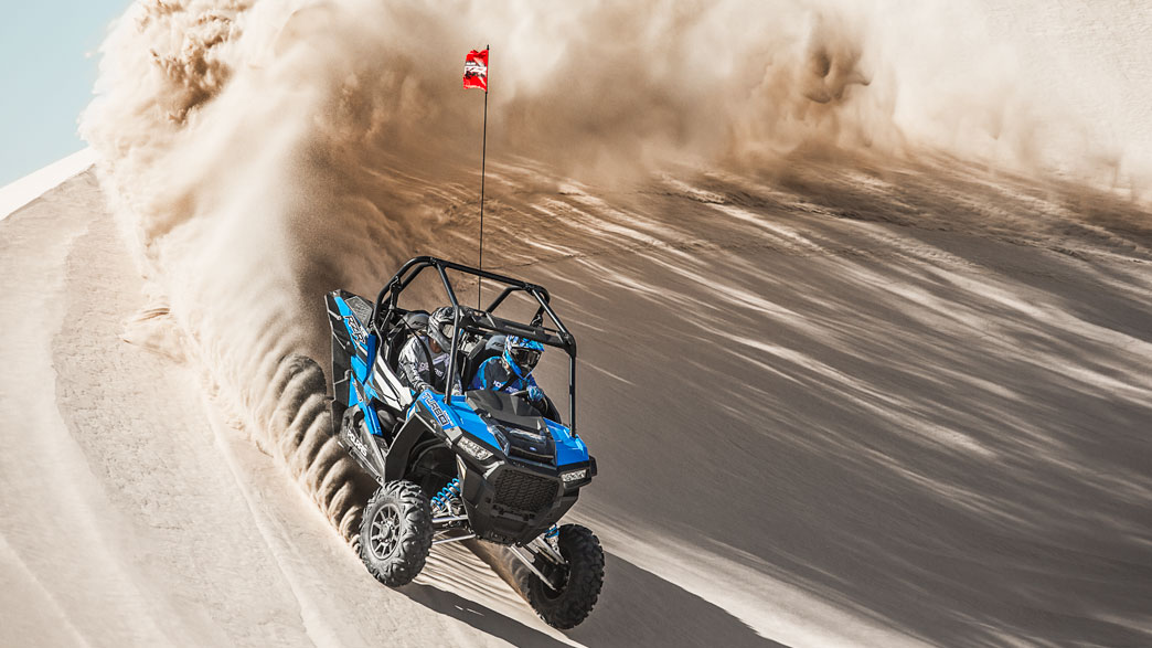 2018 Polaris RZR XP Turbo EPS in Amory, Mississippi