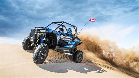 2018 Polaris RZR XP Turbo EPS in Cambridge, Ohio