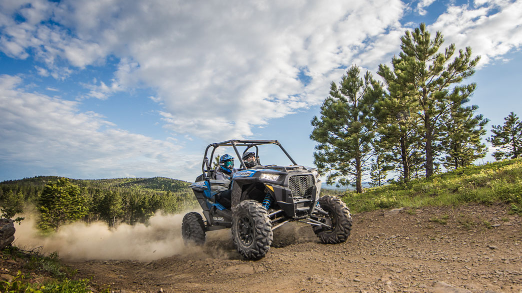 2018 Polaris RZR XP Turbo EPS in Centralia, Washington