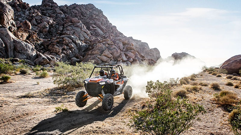 2018 Polaris RZR XP Turbo EPS in Ukiah, California - Photo 3