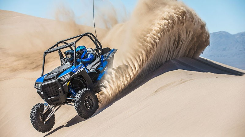 2018 Polaris RZR XP Turbo EPS in Attica, Indiana
