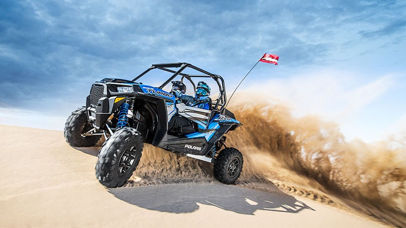 2018 Polaris RZR XP Turbo EPS in Marietta, Ohio