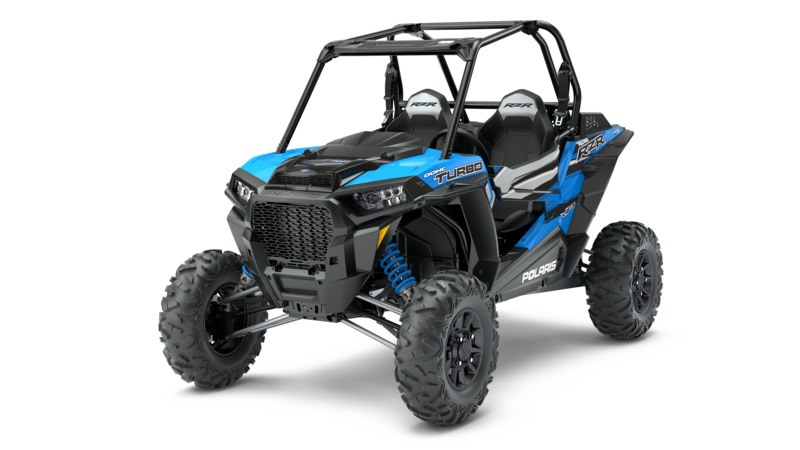2018 Polaris RZR XP Turbo EPS in Saint Clairsville, Ohio - Photo 1