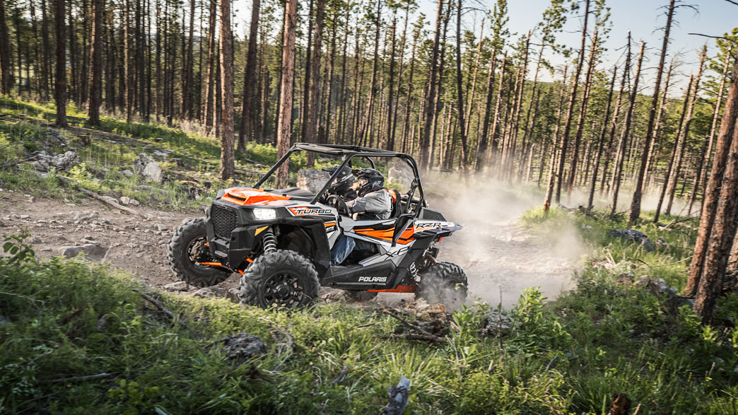 2018 Polaris RZR XP Turbo EPS in Garden City, Kansas