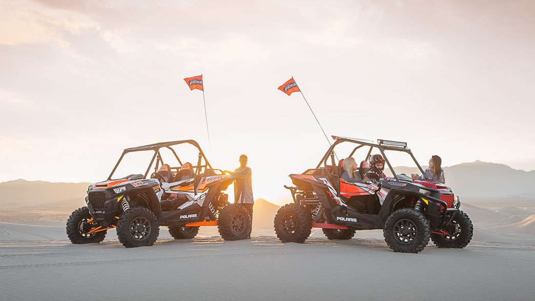 2018 Polaris RZR XP Turbo EPS in Bemidji, Minnesota