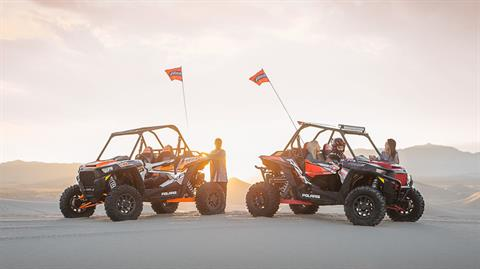 2018 Polaris RZR XP Turbo EPS in Wisconsin Rapids, Wisconsin