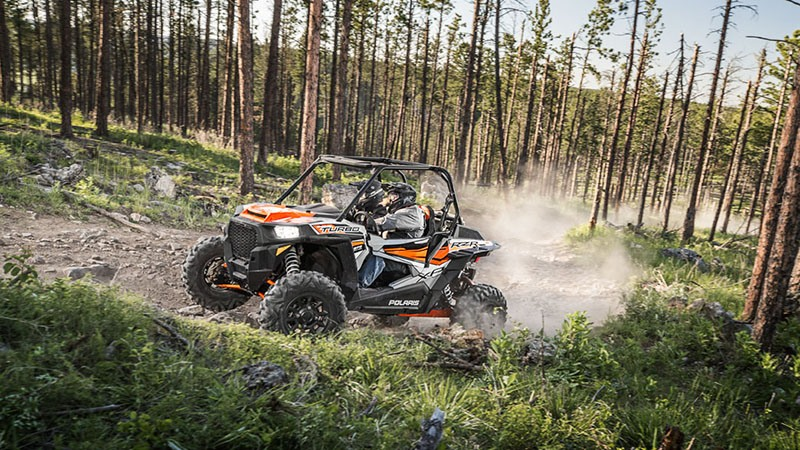2018 Polaris RZR XP Turbo EPS in Bristol, Virginia - Photo 4