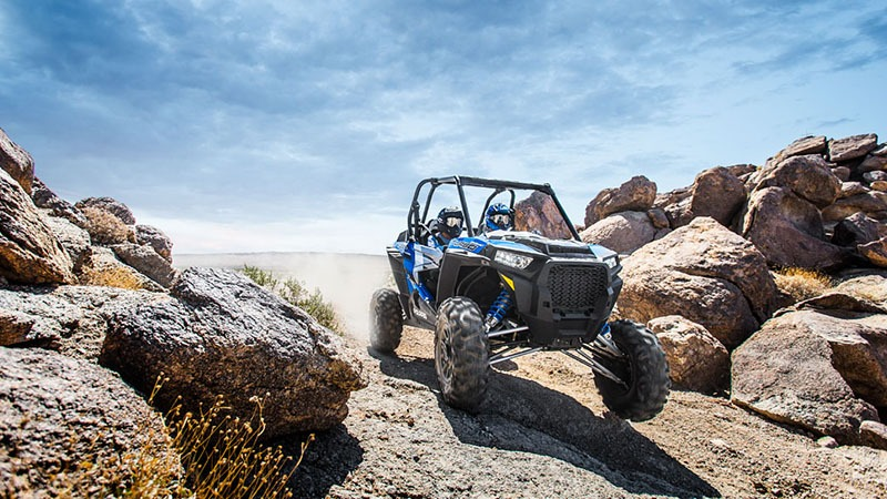 2018 Polaris RZR XP Turbo EPS in Santa Rosa, California