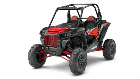 2018 Polaris RZR XP Turbo EPS Dynamix Edition in Ponderay, Idaho