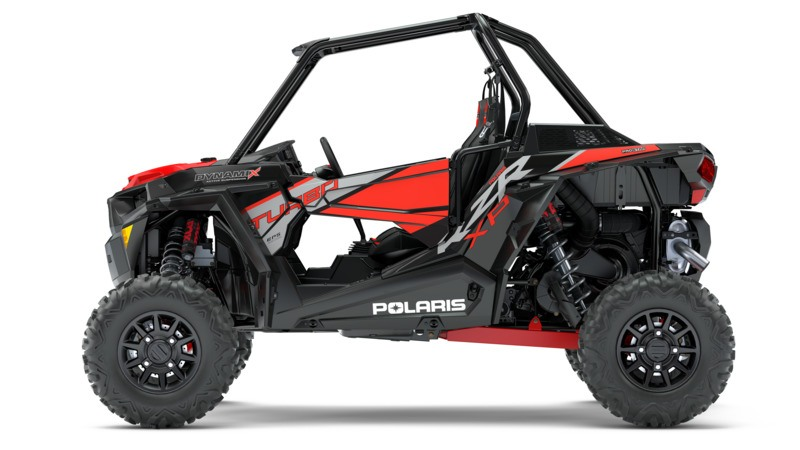2018 Polaris RZR XP Turbo EPS Dynamix Edition in Salinas, California