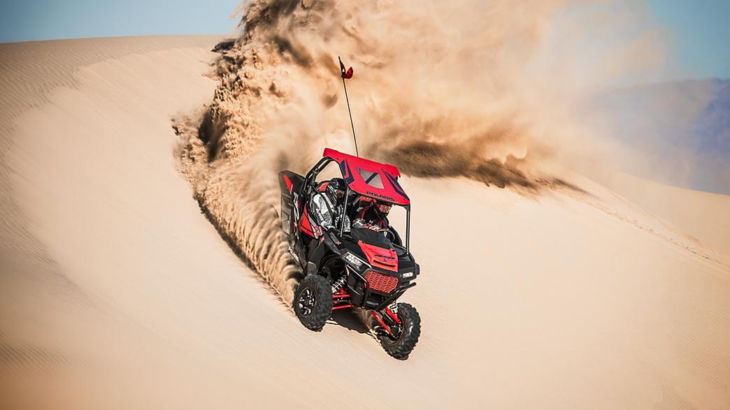 2018 Polaris RZR XP Turbo EPS Dynamix Edition in Palatka, Florida