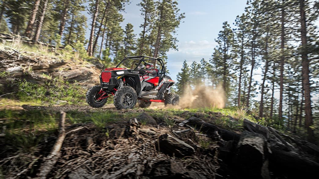 2018 Polaris RZR XP Turbo EPS Dynamix Edition in Jasper, Alabama