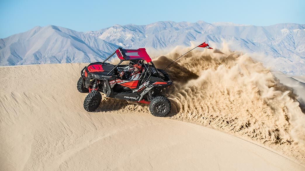 2018 Polaris RZR XP Turbo EPS Dynamix Edition in Stillwater, Oklahoma