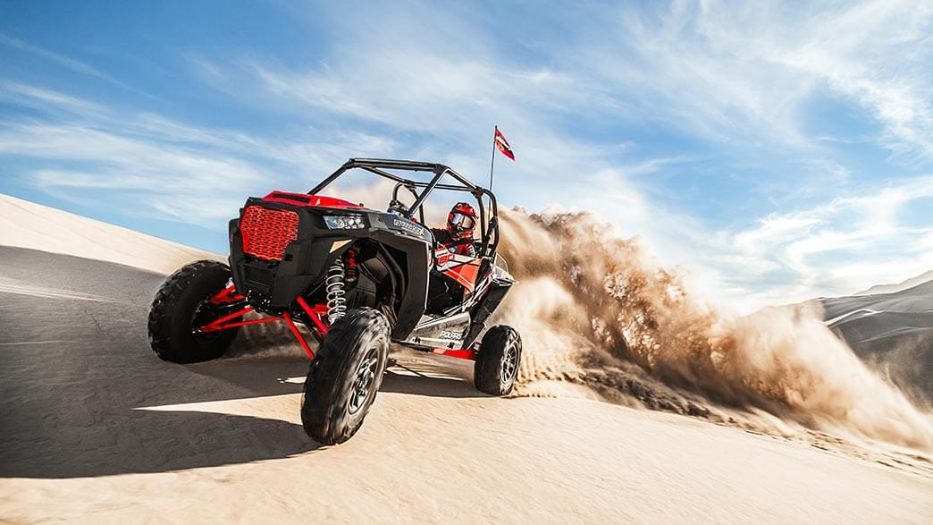 2018 Polaris RZR XP Turbo EPS Dynamix Edition in Bolivar, Missouri