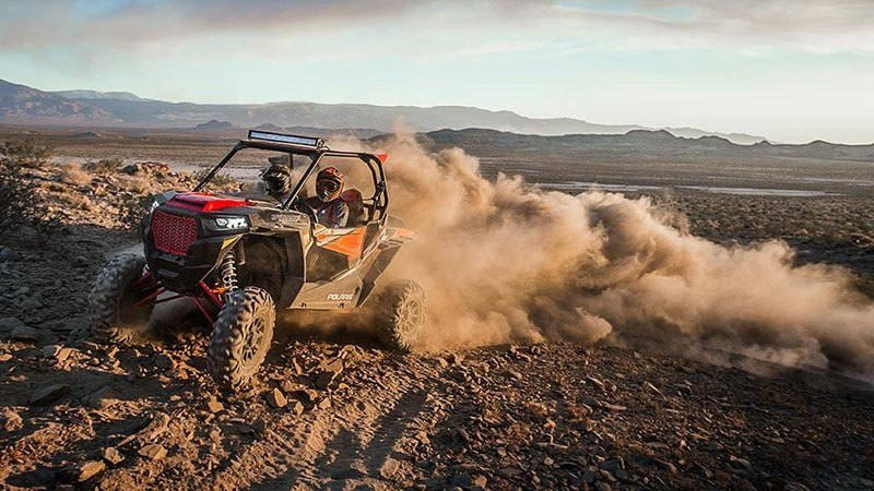 2018 Polaris RZR XP Turbo EPS Dynamix Edition in Centralia, Washington