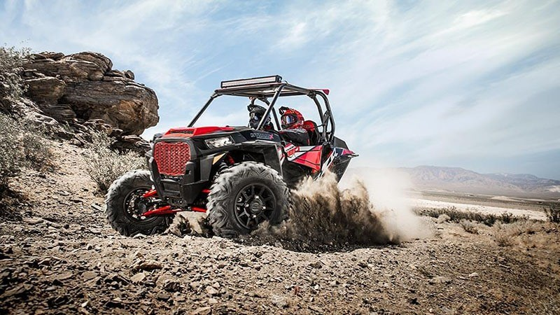 2018 Polaris RZR XP Turbo EPS Dynamix Edition in Bigfork, Minnesota