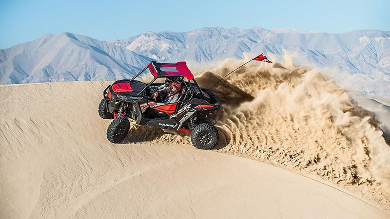 2018 Polaris RZR XP Turbo EPS Dynamix Edition in Jones, Oklahoma