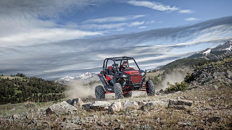 2018 Polaris RZR XP Turbo EPS Dynamix Edition in Chippewa Falls, Wisconsin