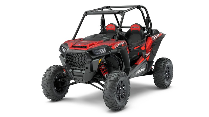 2018 Polaris RZR XP Turbo EPS Fox Edition in Amory, Mississippi