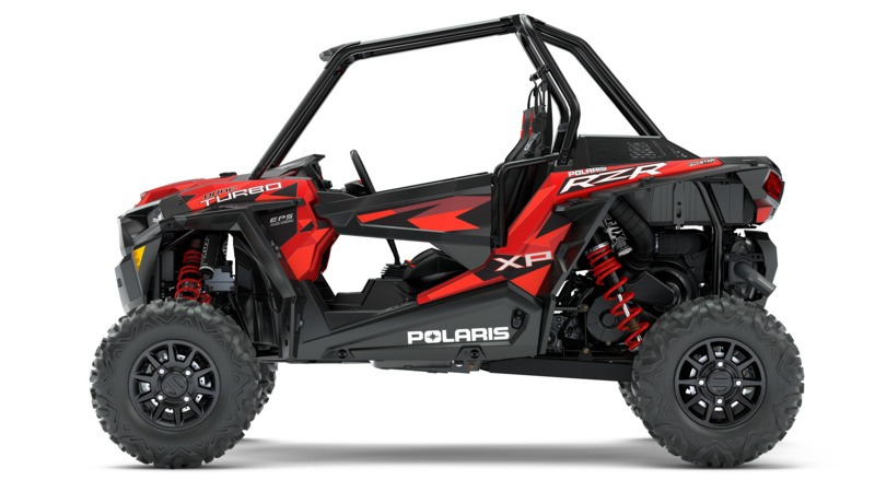 2018 Polaris RZR XP Turbo EPS Fox Edition in EL Cajon, California - Photo 2