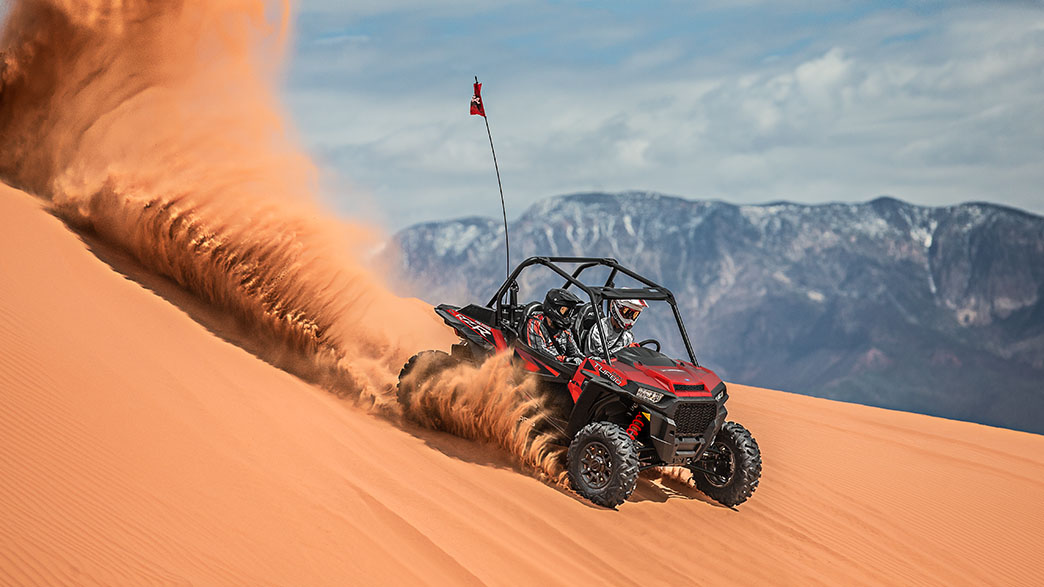 2018 Polaris RZR XP Turbo EPS Fox Edition in Petersburg, West Virginia